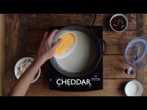 BBQ Chicken Mac N Cheese