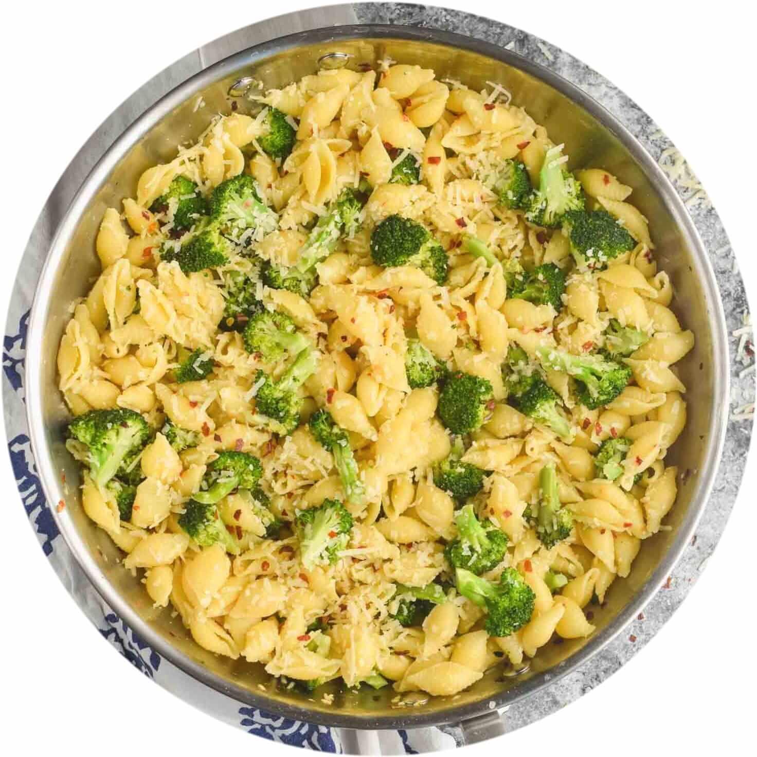Quick Dinner Pasta