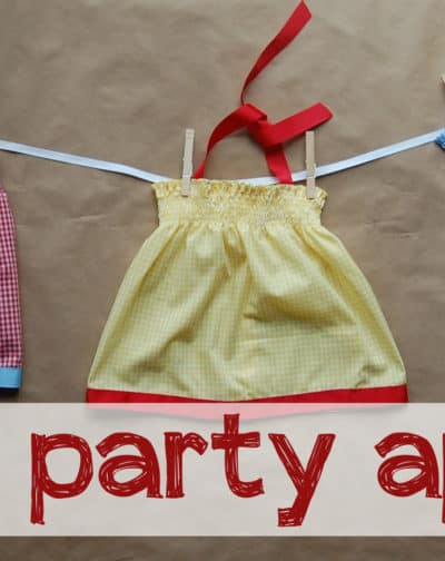 Picnic Party Apparel