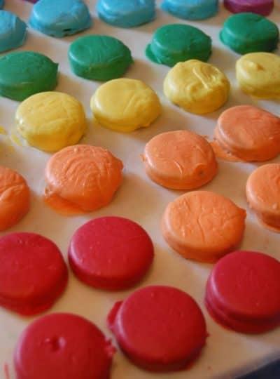 Storing Left Over Candy Melts
