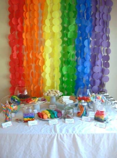 Rainbow Party Extravaganza!