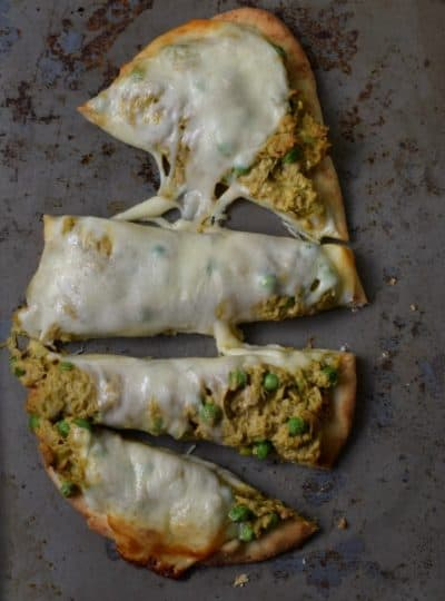 Curried Tuna Melt