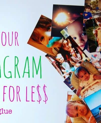 How to Print Your Instagram Photos for Less