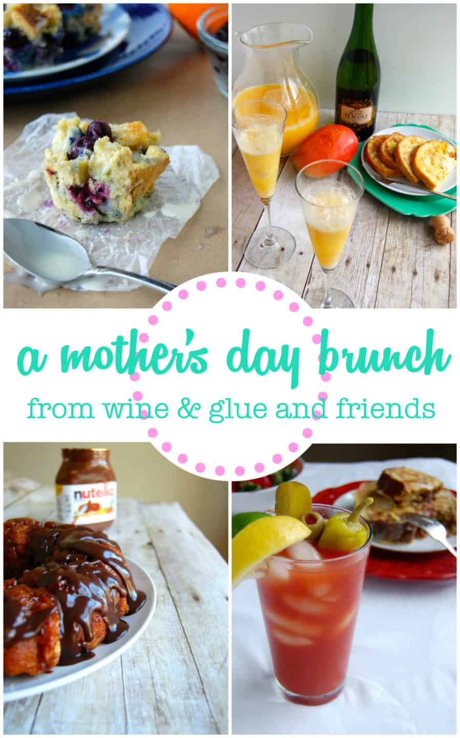 A Mother's Day Brunch
