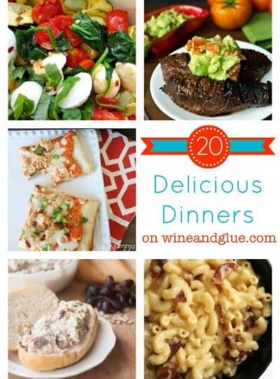 20 Delicious Dinners!