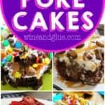 More than 30 Poke Cake Recipes!