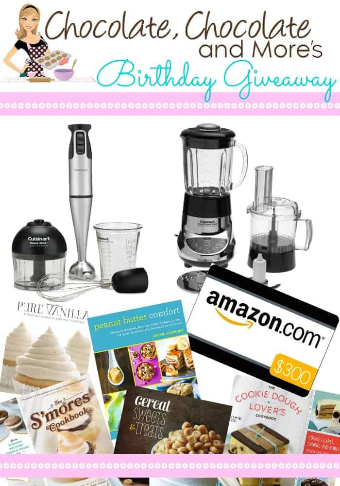 Win an Amazon Gift Card & An Amazing Prize Package!