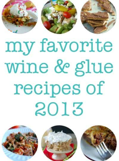 My Favorite Recipes of 2013!