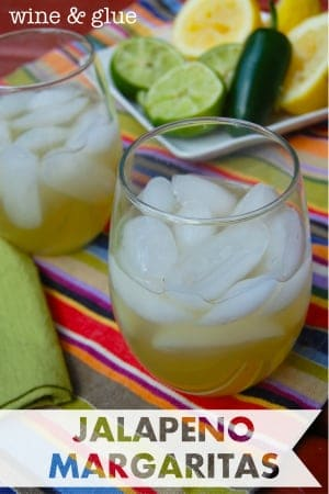Jalapeño Margaritas