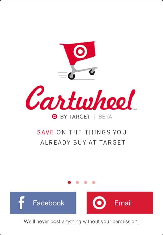 Cartwheel by Target {Growing my Target Addiction}