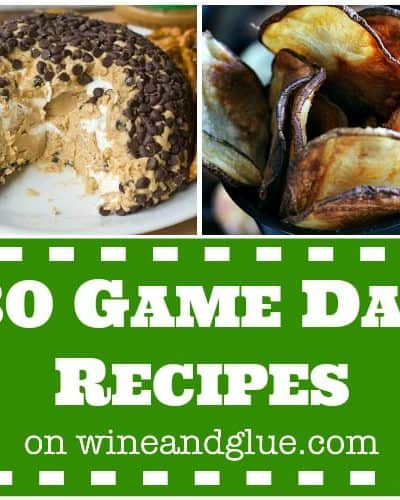 30 Game Day Recipes