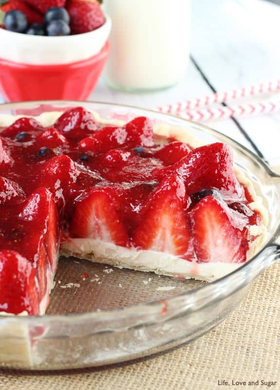 25 Spring Desserts | www.wineandglue.com | Delicious desserts to put you in the Spring mood!