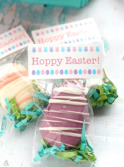 Hoppy Easter Printable