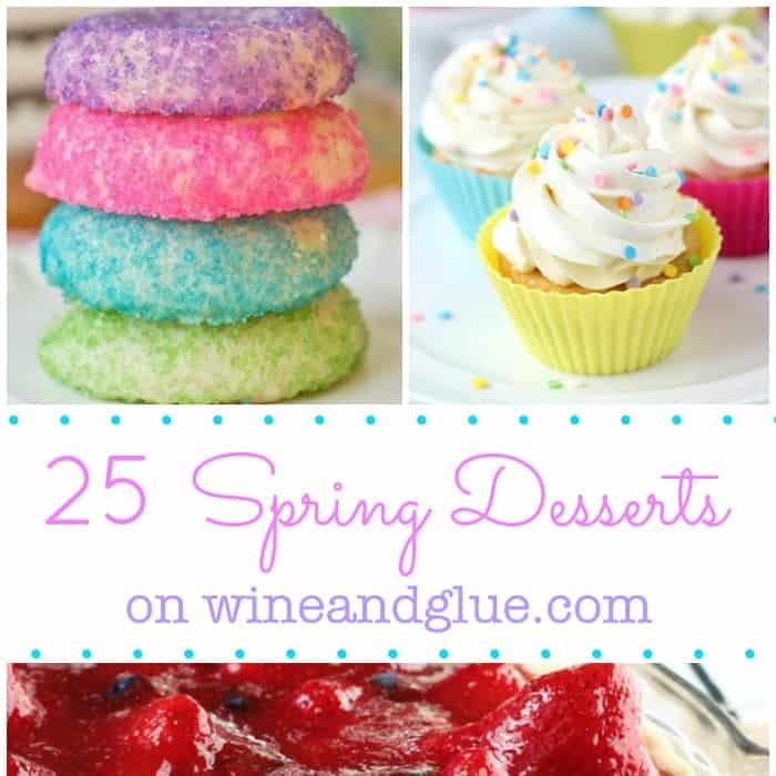 25 Spring Desserts