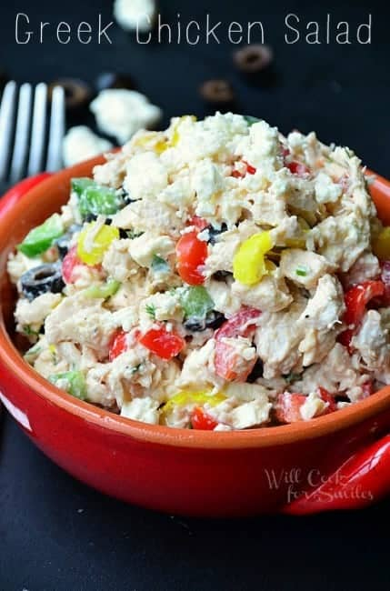 Greek-chicken-salad-4-willcookforsmiles.com_-429x650