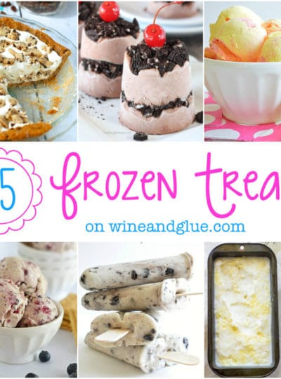 25 Frozen Treats