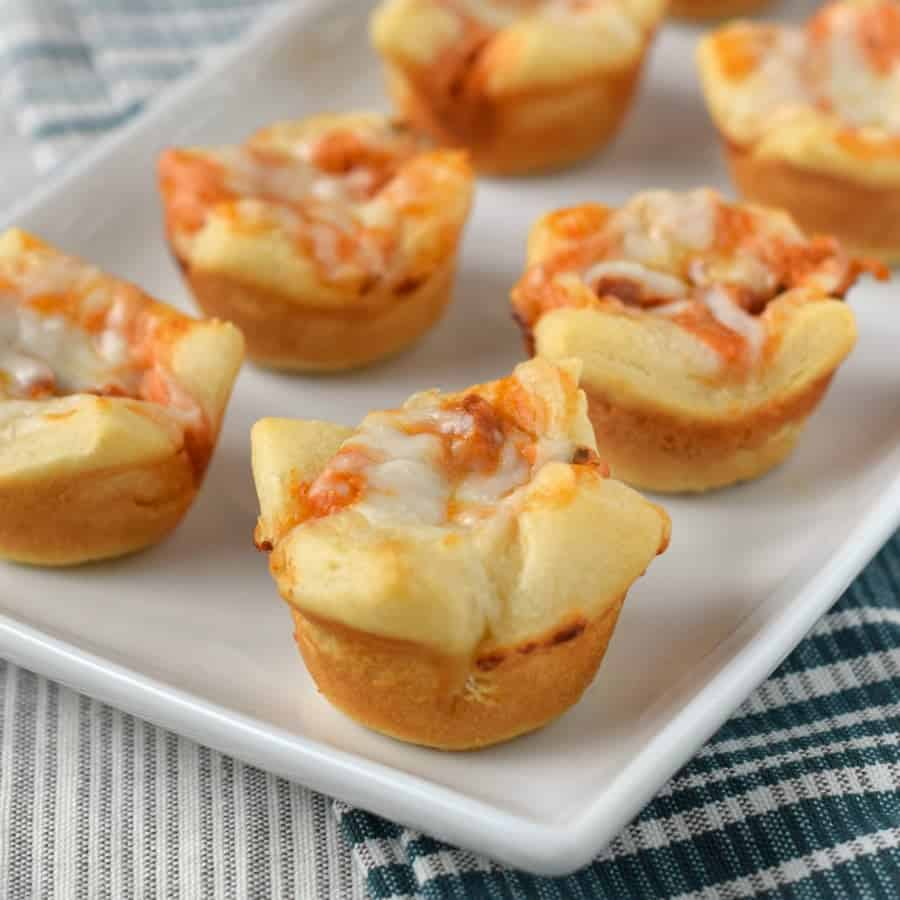Pepperoni Pizza Cups