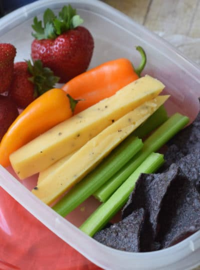 Three Easy Cheesy Lunches