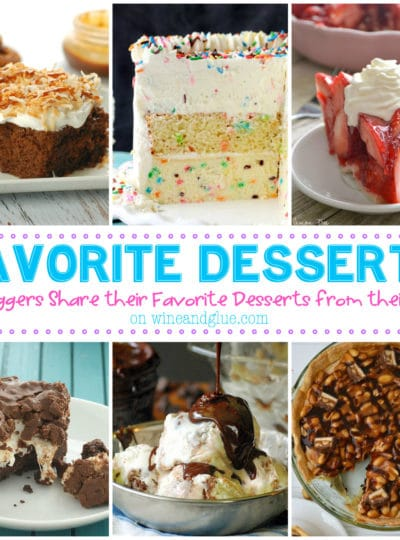 100 Favorite Desserts from Your Favorite Bloggers