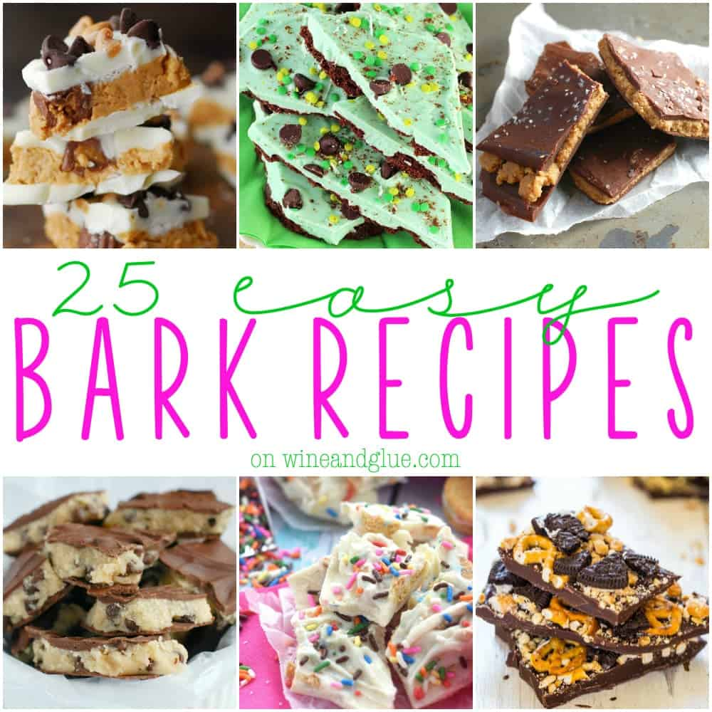 25 Easy Bark Recipes