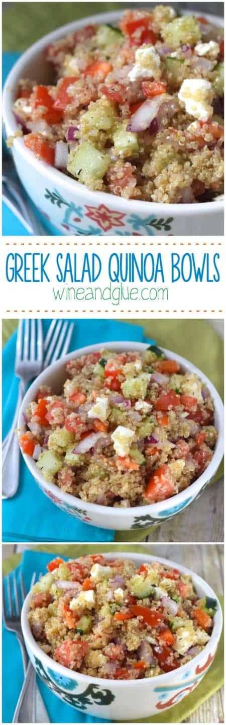 Packed with protein and veggies, this makes a great, nutritious lunch or dinner!