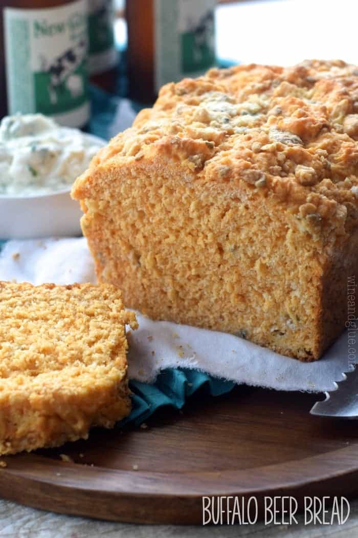 Buffalo Beer Bread