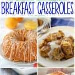 Breakfast Casseroles!