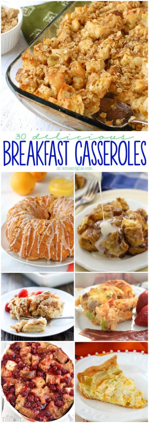 Breakfast Casseroles!