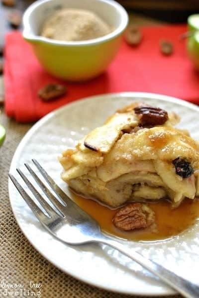 Apple Breakfast Bake