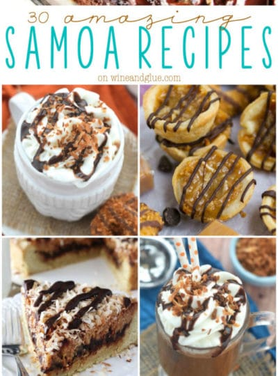 30 AMAZING Samoa Recipes!