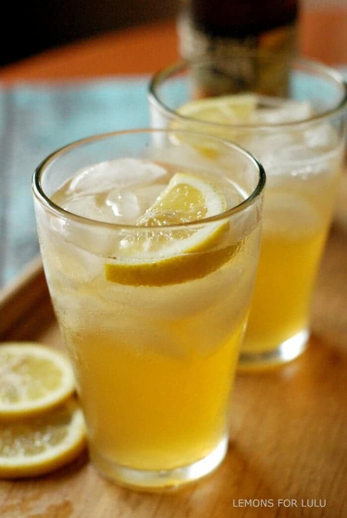 Citrus Beer Shandy