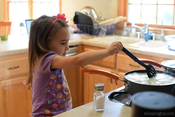 Five Tips for Cooking with Your Kids