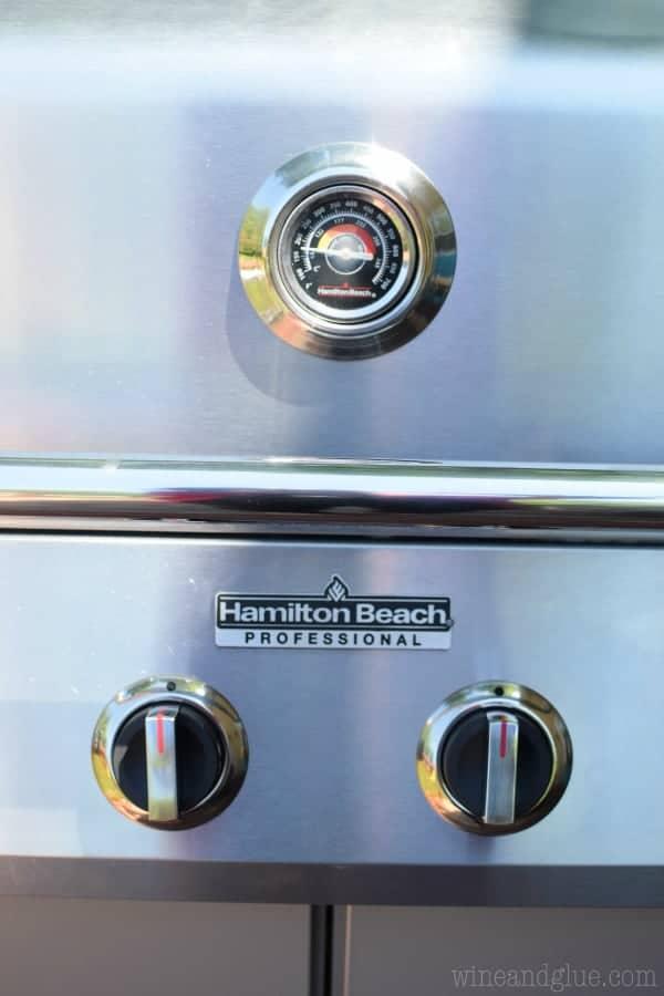 Win a Hamilton Beach grill!