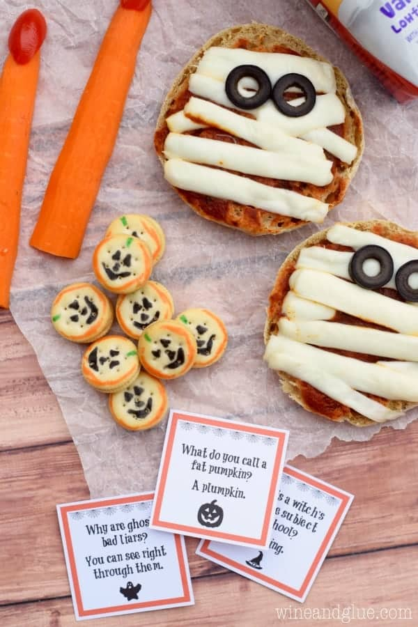 These Halloween Lunch Box Jokes will have your kids cracking up all fall! Available as a PDF or Silhouette print and cut files.