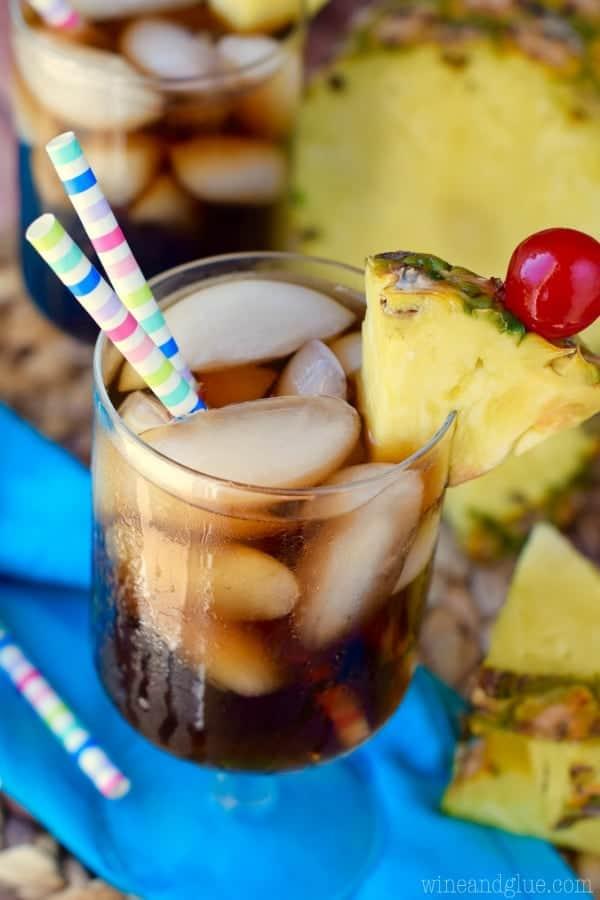 Dirty Pina Colada Coke