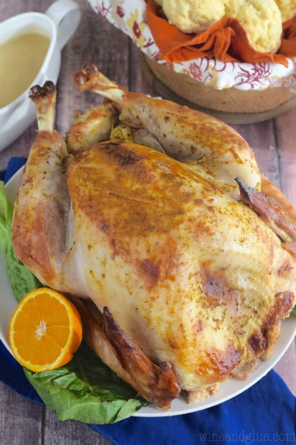 Jennie-O Oven Ready Turkey goes form the freezer to the oven without any thawing! It doesn't get any easier!