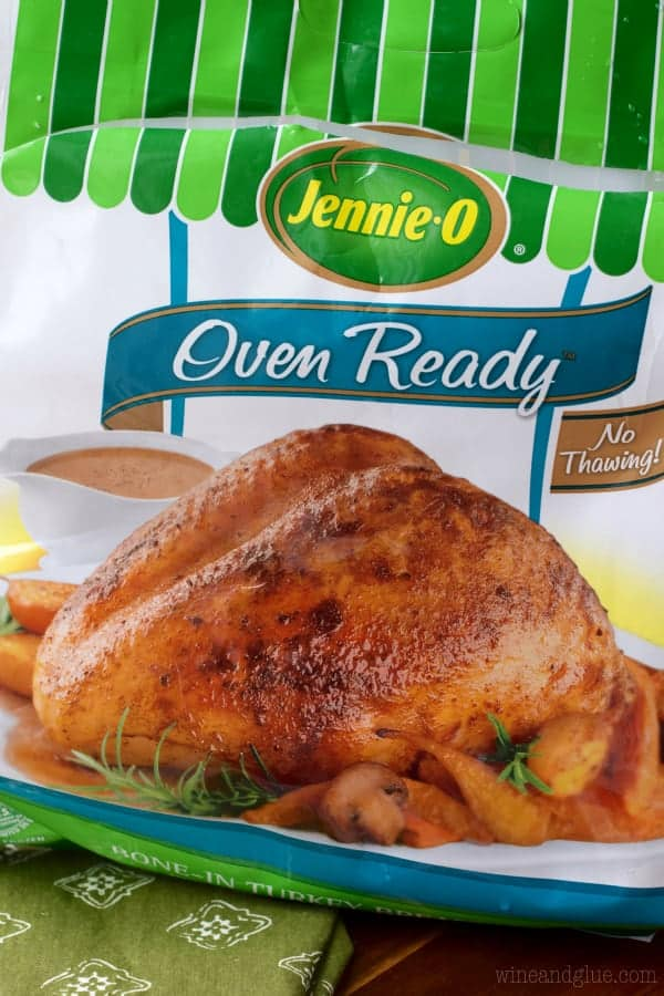 Jennie-O Oven Ready Bone-In Turkey Breast