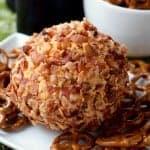 Buffalo Bacon Cheeseball