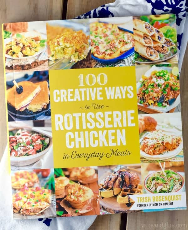 This AMAZING cookbook is going to be your new go to for dinners!