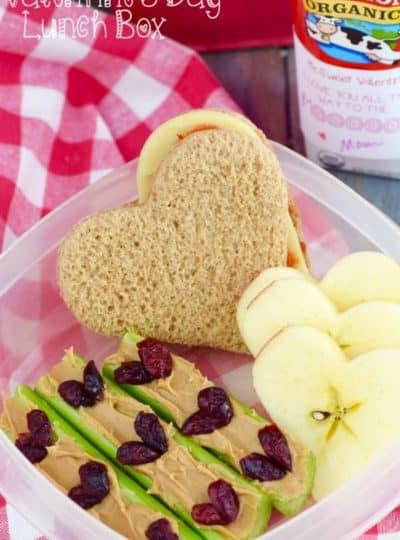 Valentine's Day Lunch Box