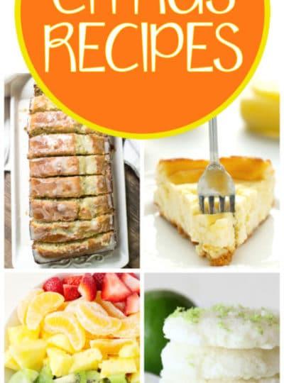 Top 10 Citrus Recipes