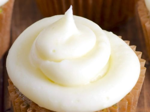 How long can you refrigerate cream cheese icing