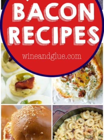 Top 10 Bacon recipes