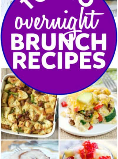 Top 10 Overnight Brunch Recipes