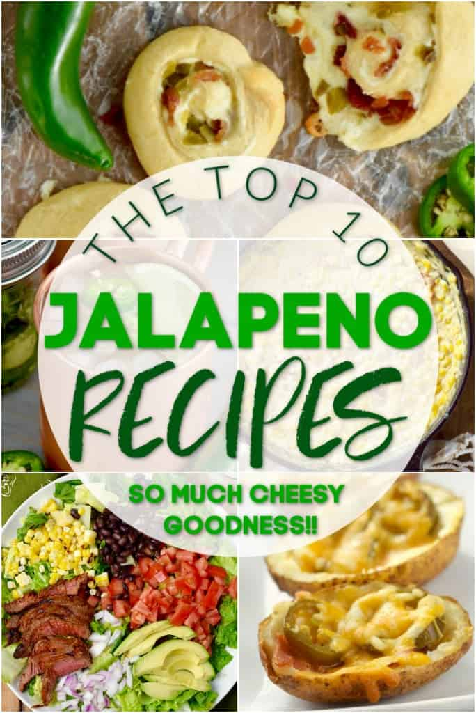 Top 10 Jalapeño Recipes