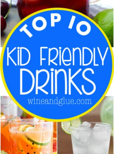 Top 10 Kid Friendly Drink Recipes