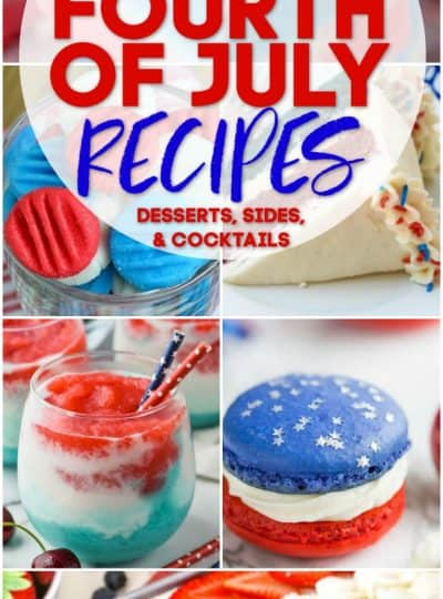 More Than 25 Fourth of July Recipes