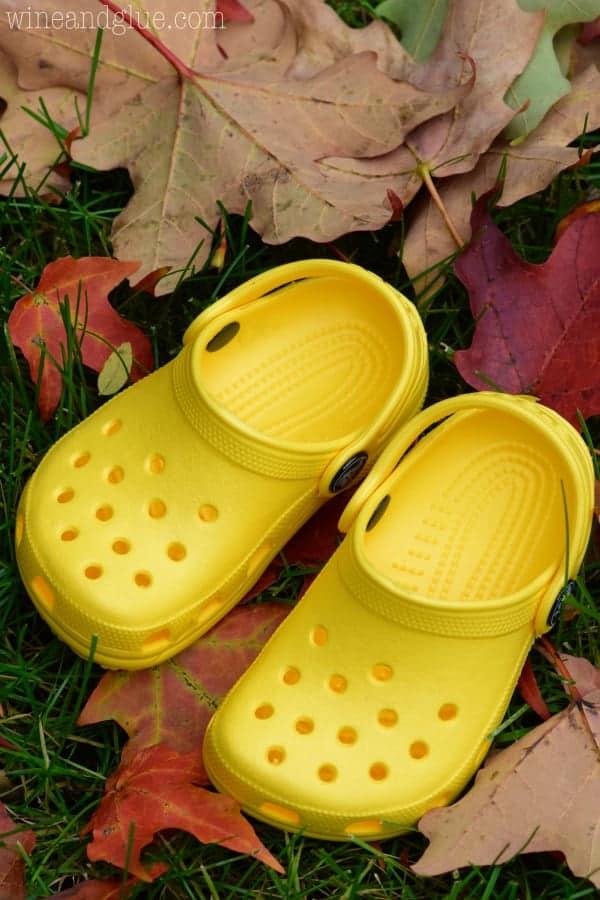 yellow_crocs