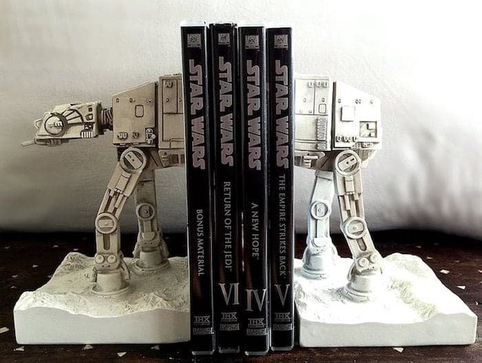 Star Wars AT-AT Mini Bookends