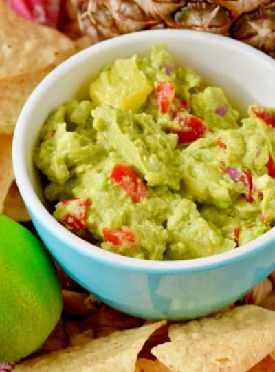 Easy Avocado Salsa